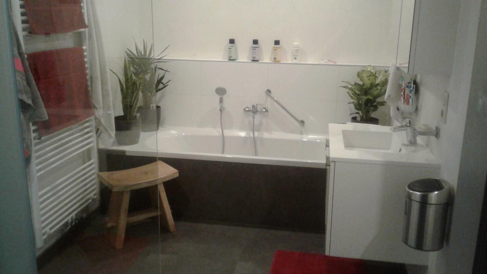 Badkamer Deels Betegelen : Gedeeltelijke badkamer renovatie cijo projects